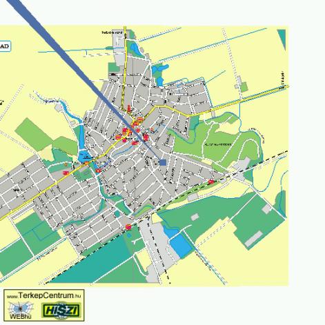 sarkad térkép DR. TÓTH ISTVÁN ügyvéd sarkad térkép